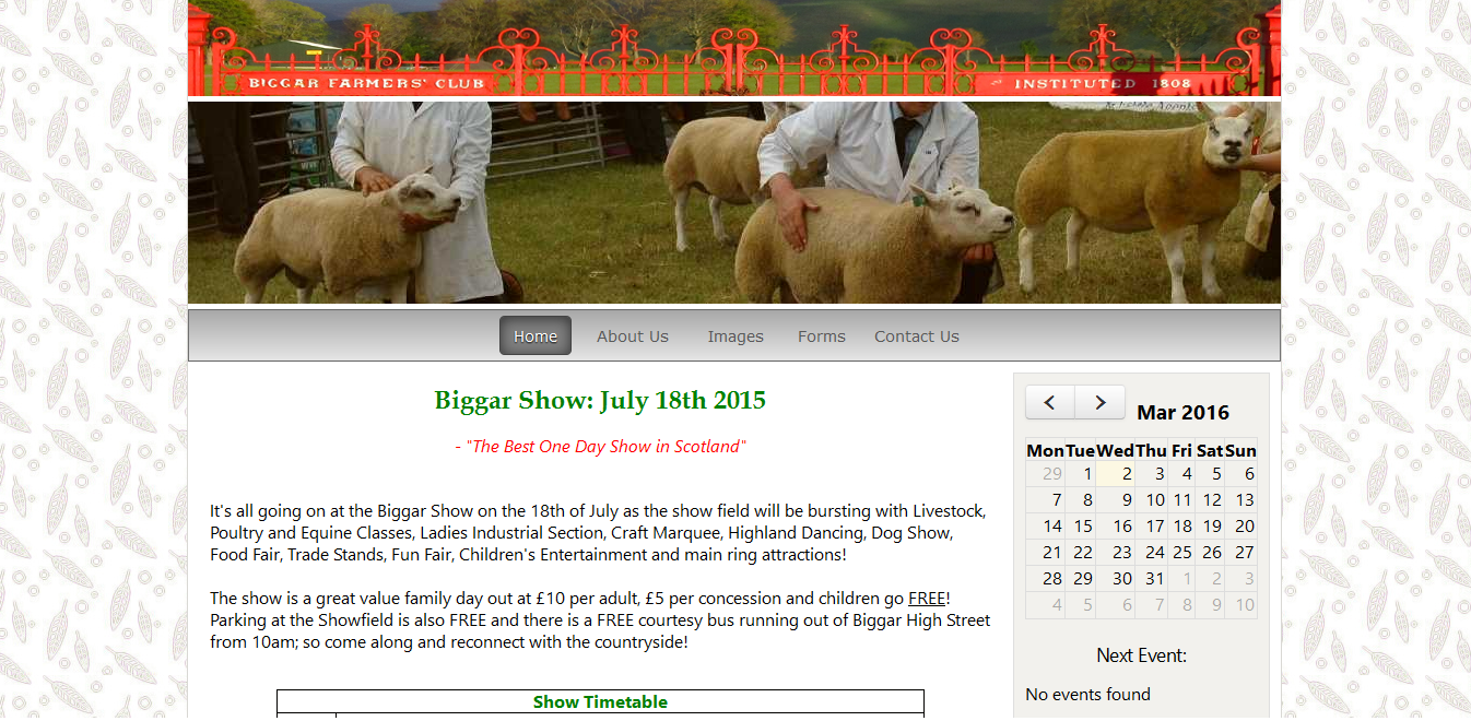 Biggar Farmers Club